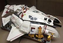 LEGOS... MY GOD...