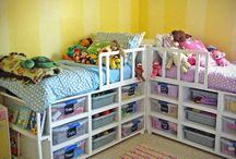 unisex kids bedroom