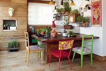 Home Design - Varanda, Terraço, Cobertura, Quintal
