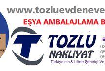 Tozlu Evden Eve Nakliyat / Tozlu Evden Eve Nakliyat firmamızdan 7/24 destek alabilir. Nakliyat ihtiyacınız için bizler ile irtibata geçebilirsiniz. http://www.tozluevdenevenakliyat.com