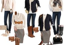 Outfits for seasonal color palette
