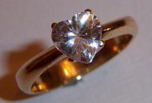 jewelry, Rings, Bracelets,Earrings. Ect..  / by Cheryl Lawlor-Mahala