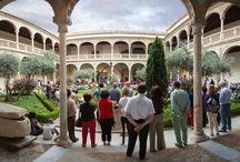 Presentación 'Angélico Greco' / Presentación del audio libro 'Angélico Greco. El cielo se llenó de música' el día 8 de mayo de 2014, en el patio del Museo de Santa Cruz de Toledo