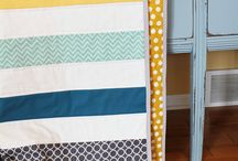 love laced projects | nursery | Quilt #1