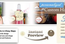 #Labels #Tags #Coasters / Custom hang tags for favors of All Possible Shapes and Sizes - Specialty Favor Tags Shapes For Every Occasion. We proudly supply hundreds of vendors with the most professional tags of any possible shapes.