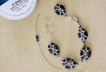 Jewelry Crafts ~ Wire / by Liz Metzger
