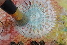Color textile