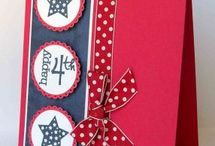 Craft: Cards-Patriotic