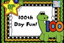 100th Day Fun! / This board is filled with resources to help you and your students celebrate the 100th Day! It has great ideas, priced classroom materials, AND FREEBIES! If you pin to this board, please pin 1 freebie or great idea for every priced item. Thanks!