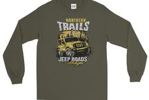 4WD Trail Apparel