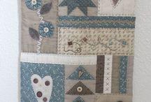 muurhanger quilt