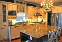 Amazing kitchens ~