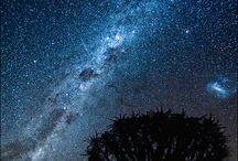 星空 Starlit sky