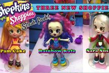 New shopkins dolls 2016