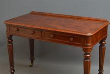 Victorian furnishings