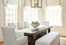 dining room. / by Veronika