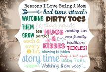 Inspirations & Sayings