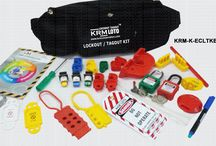 KRM KITS / KRM produce complete range of Lockout/Tagout product for Energy Isolation for human safety who work on the equipments/machines. More than 2,000 products with number of LOTO Kits launches new KRM LOTO Kit. For more information visit www.krmcorporation.com