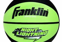 Franklin Sports Night Lightning Basketball