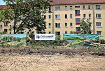 Pro Potsdam GmbH / Desweiteren gehören zu Pro Potsdam folgende Firmen dazu :  Sanierungsträger Potsdam Volkspark Potsdam Entwicklungsträger Potsdam