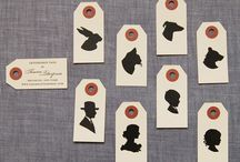Event Place and Escort Cards / Place and Escort Card inspiration as well as display