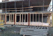 Leiligheten vår / Byggeprosessen til vår nye leilighet