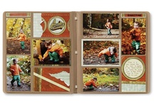 Scrapbook Page Ideas - Picfolio / by Diane Anna