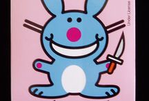 Happy Bunny / by Anna Marie