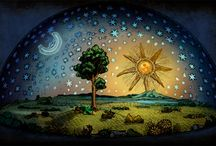 Imaginal Places / These are places you can visit in your dreams.