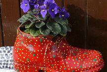 plantas y flores / todo lo que llebe el jardin / by Isabel Cardeña Alvarez
