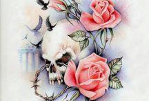 Tattoo ideas / by Christina Boland