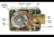 safe locks etc
