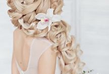 Wedding Hair Dos / Get inspired with lots of wedding hair styles.