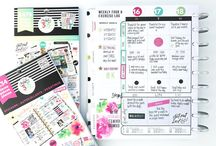 Wellness & Self care planner