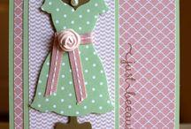 Cards Dresses