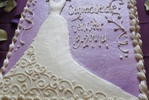 Bridal Shower cakes / Cakes