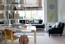 Hausbüro / Schreibtisch