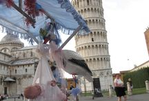 Viaggia con noi / Tour Culla Dei Sogni in giro per l'Italia