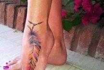 Toll tetoválások