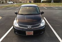 Used 2009 Nissan Versa for Sale ($8,235) at Monroe, NC / Make:  Nissan, Model:  Versa, Year:  2009, Body Style:  Hatchback, Exterior Color: Black, Interior Color: Gray, Doors: Four Door, Vehicle Condition: Excellent, Mileage:73,100 mi, Engine: 4 Cylinder, Transmission: Automatic, Fuel: Gasoline.   Contact: 980-328-5017   Car Id (56568)