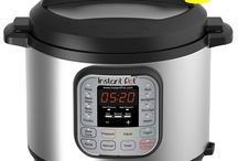 Cooking Under Pressure / My new toy in the kitchen, The Instant Pot, is an electronic pressure cooker. Easier and less scary to use than old-school pressure cookers. Will be using this board to learn, research and discover new recipes. / by Susan McClain