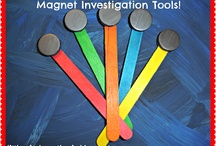 Co-Op Lesson:  Magnets