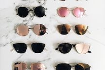 Eye wear / Sunglasses, lenses, etc