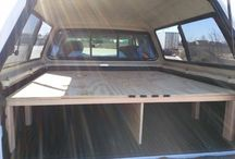 Van bed ideas
