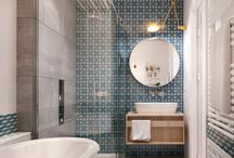 Interior design - bath / design of bathrooms