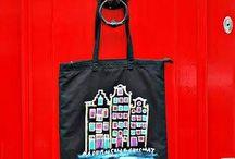 Amsterdam Bag / A bag for everything & forever