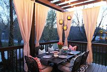 Outdoor living / by Wendy Veal