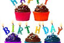 Happy Birthday Messages / by Heidi McDonald