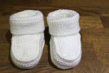 Unisex Baby Booties