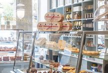 pastry shop ideas